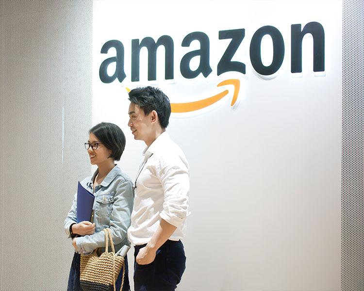 ธุรกิจออนไลน์ - Amazon Event 1